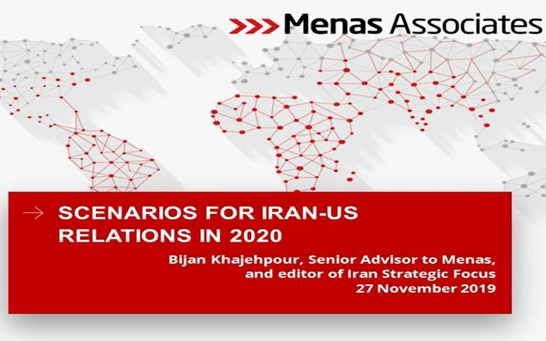 Podcast: Scenarios for Iran-US Relations in 2020