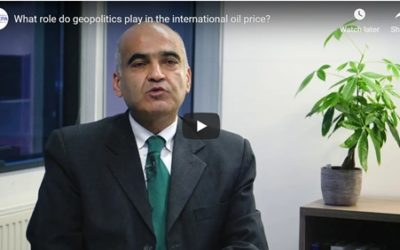 The Growing Significance of Geopolitics in the Energy Sector